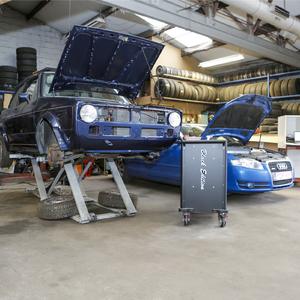 Garage Tinck - Herstellingen