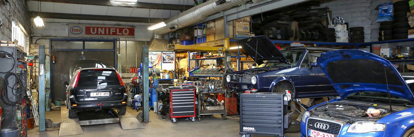 Garage Tinck- Garage